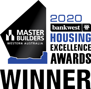 Master Builders Western Australia | 2020 Bankwest Housing Excellence Awards - Winner